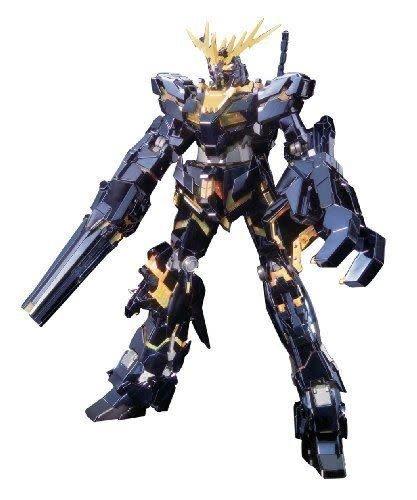 MG 1/100 - RX-0 Unicorn Gundam 2 Banshee (Titanium Finish Ver)