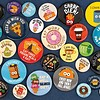 1000 - Buttons