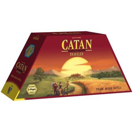 Catan Compact Travel Edition