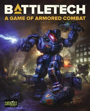 Battletech: A Game of Armored Combat Box Set