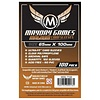 Mayday Games - 65mm X 100mm (7 Wonders Sized) Magnum Sleeves 100 ct.