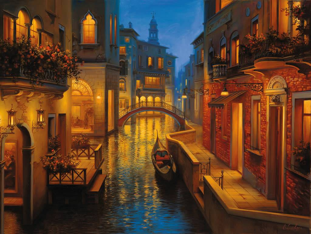 1500 - Waters of Venice