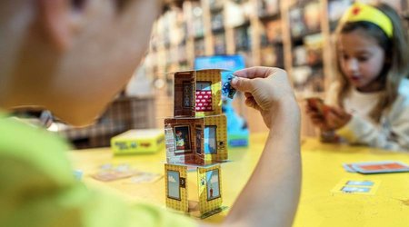 Board games for kids, children, and families