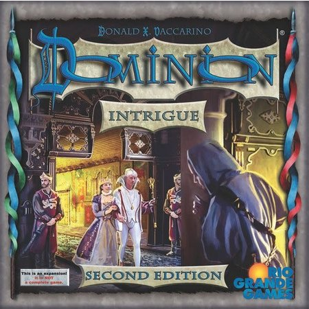 Dominion: Intrigue (2nd Ed)
