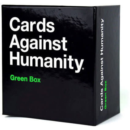 Cards Against Humanity: The Green Box