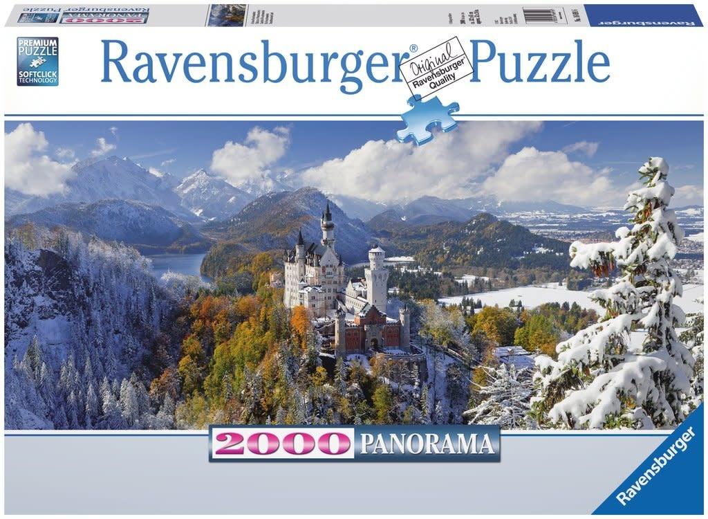 2000 - Neuschwanstein Castle Panorama