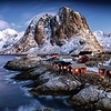 3000 - Hamnoy, Lofoten