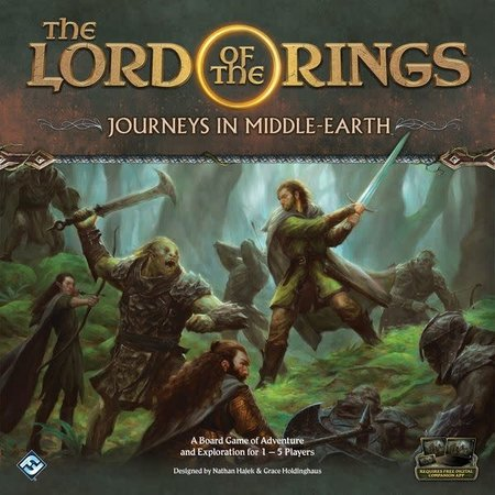 The Lord of the Rings: Journeys into Middle Earth