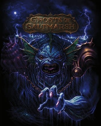 Dungeons and Dragons 5th Edition RPG: Ghosts of Saltmarsh - Hobby Edition