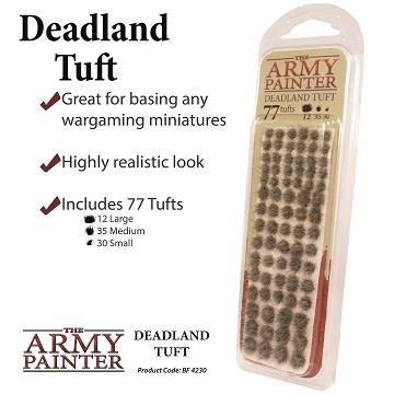 Army Painter Flocking: Deadland Tuft