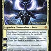 Nicol Bolas, Dragon-God - Foil - Prerelease Promo