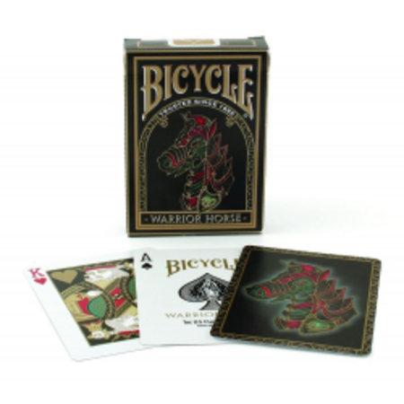 Bicycle Playing Cards - Warrior Horse Deck