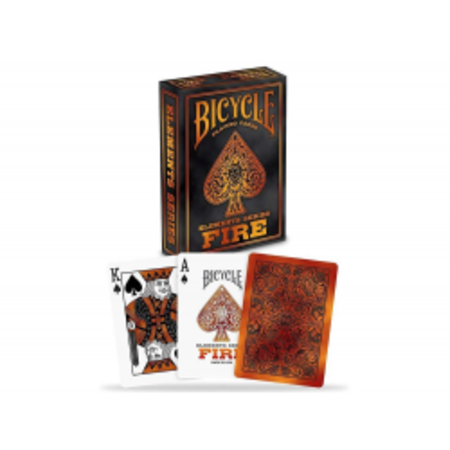 Bicycle Playing Cards - Fire Deck