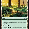 Tranquil Thicket - Foil
