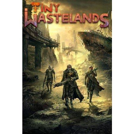 Tiny Wastelands