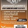 Mayday Games - 57.5mm X 89mm USA Chimera Sleeves 100 ct.