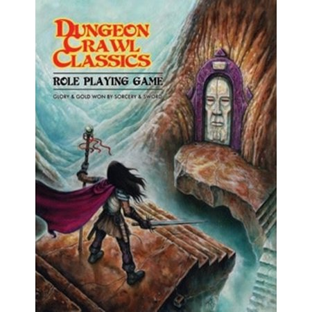 Dungeon Crawl Classics (Soft Cover) - Core
