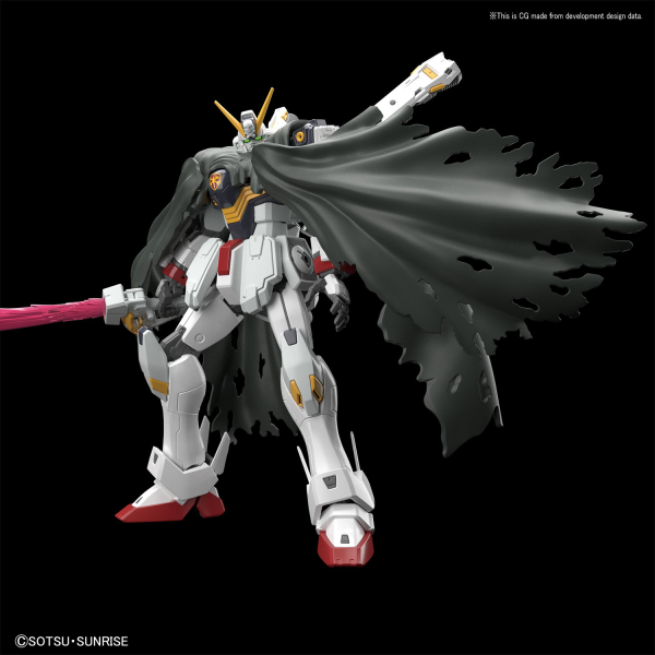 RG 1/144 - Crossbone Gundam X1
