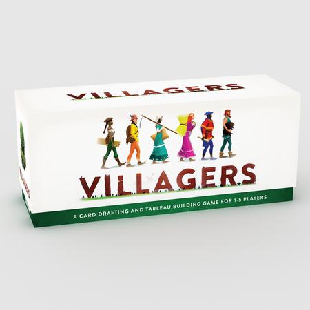 RESTOCK PREORDER - Villagers