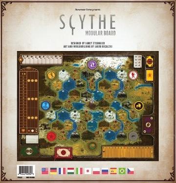 Scythe: Modular Game Board