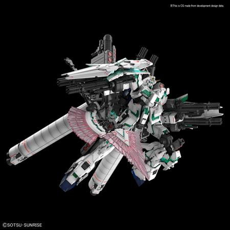 RG 1/144 - Full Armor Unicorn Gundam