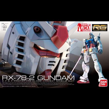 RG 1/144 - RX-78-2 Gundam