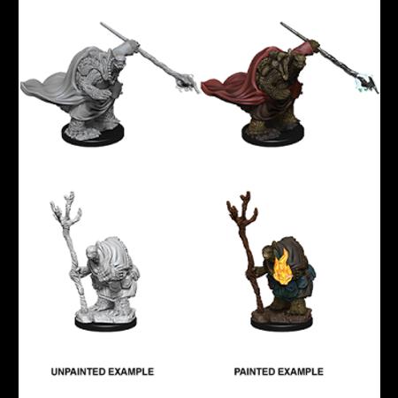 D&D Unpainted Minis - Tortle Adventurers