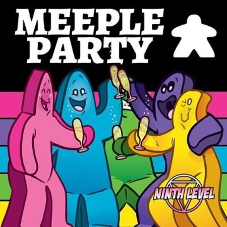 Meeple Party Board Game