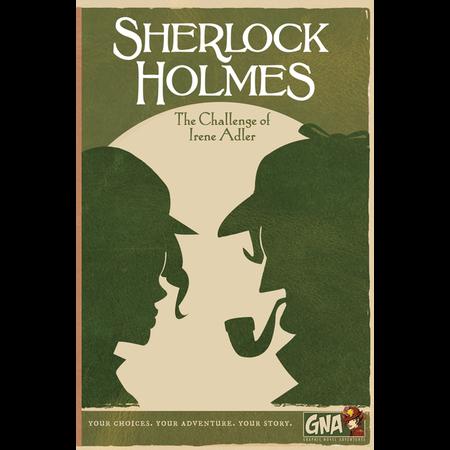 Graphic Novel Adventure #7 - Sherlock: Challenge of Irene