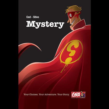 Graphic Novel Adventure #8 - Mystery