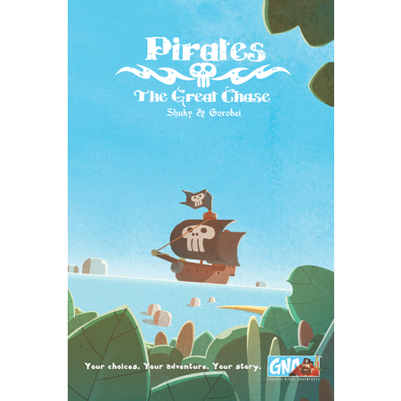 Graphic Novel Adventure #9 - Pirates: The Great Chase