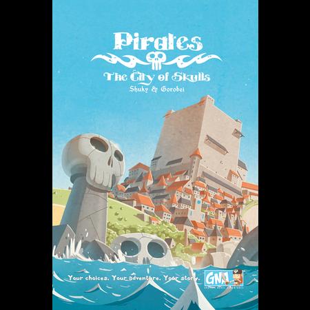 Graphic Novel Adventure #10 - Pirates: City of Skulls