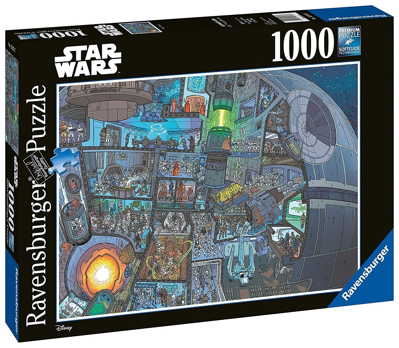 1000 - Where's Wookie