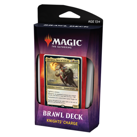 MTG Throne of Eldraine Brawl Deck: Knights' Charge