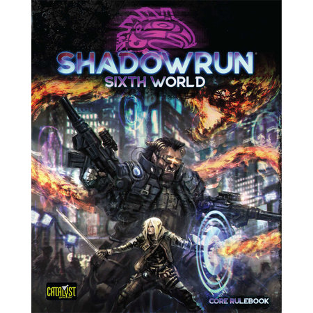 Shadowrun - Rain City Games // Vancouver, BC's home for