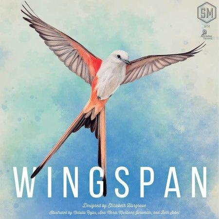 RESTOCK PREORDER - Wingspan