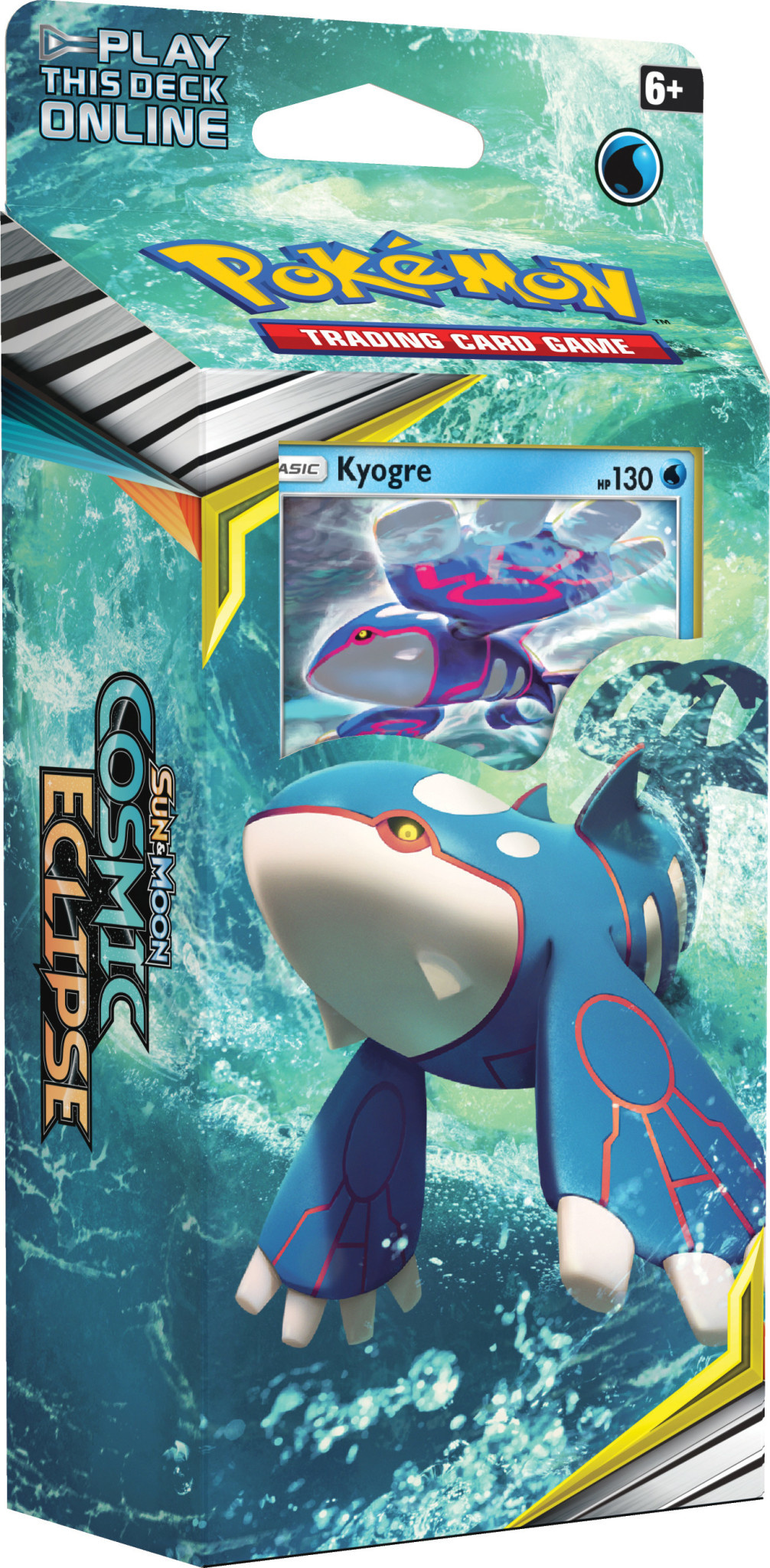 Pokemon Theme Deck - Cosmic Eclipse: Unseen Depths