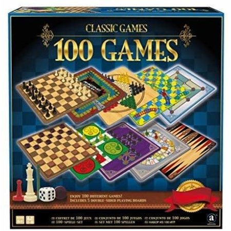Classic Games - 100 Games