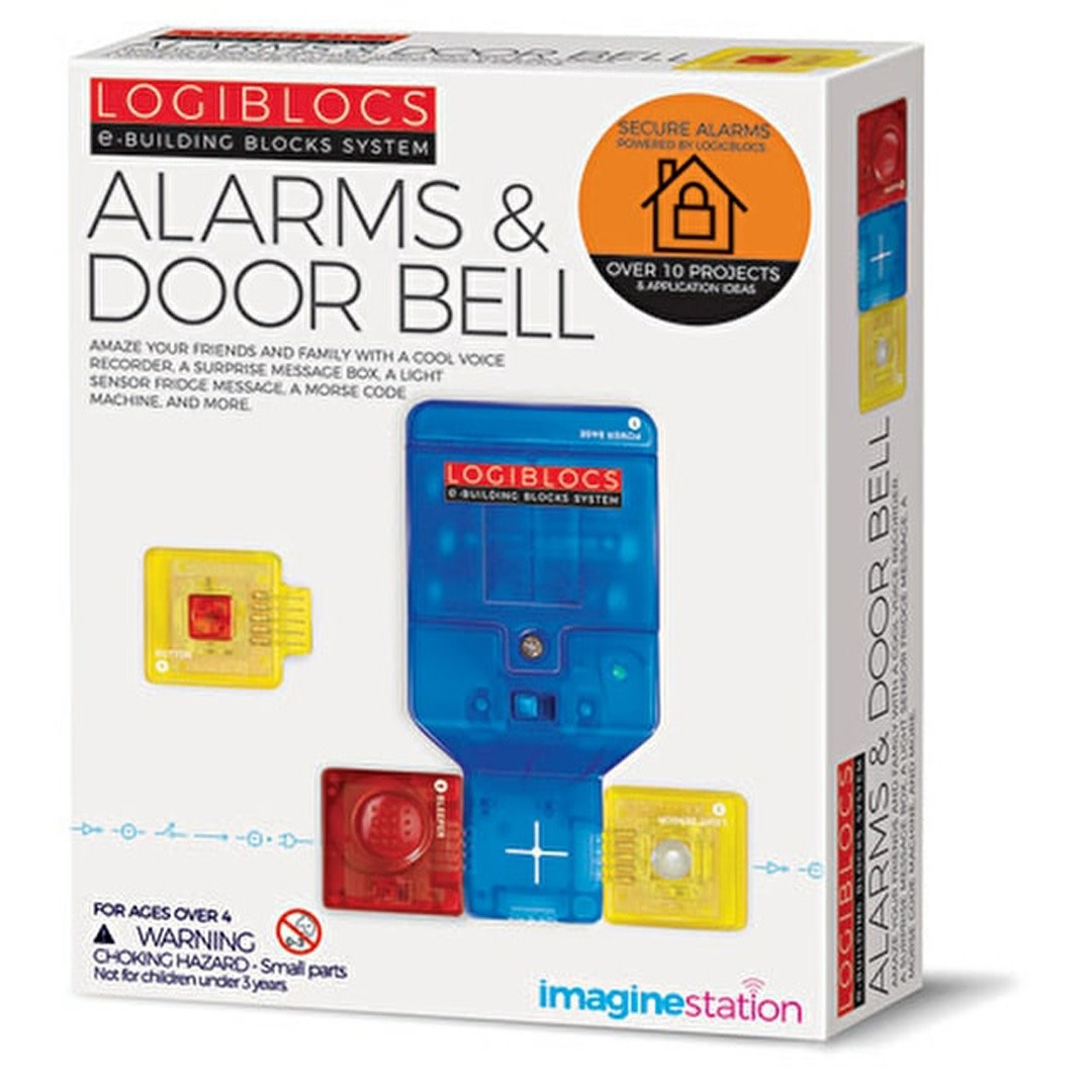 Logiblocs - Alarm & Doorbell Kit