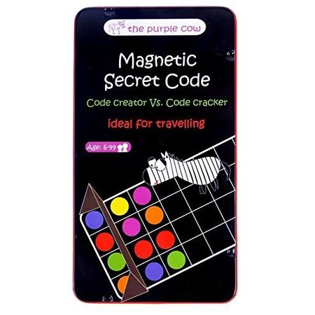 Magnetic Secret Code (Mastermind)