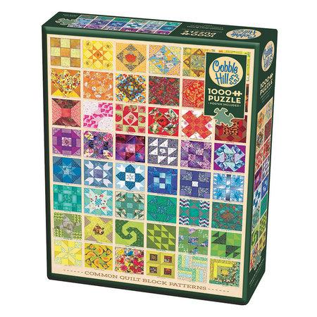 1000 - Common Quilt Blocks