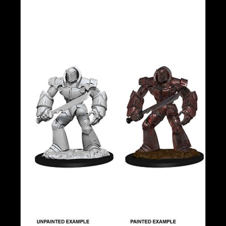 D&D Unpainted Minis - Iron Golem