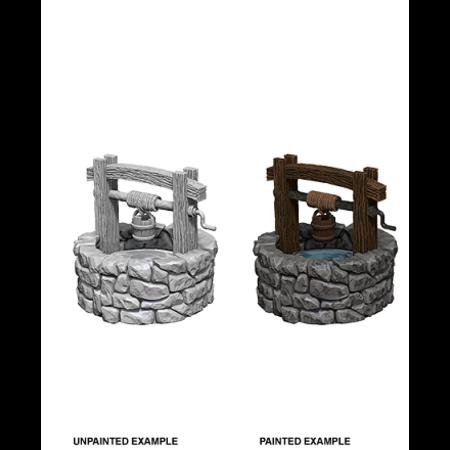 Pathfinder Battles Unpainted Minis - Well