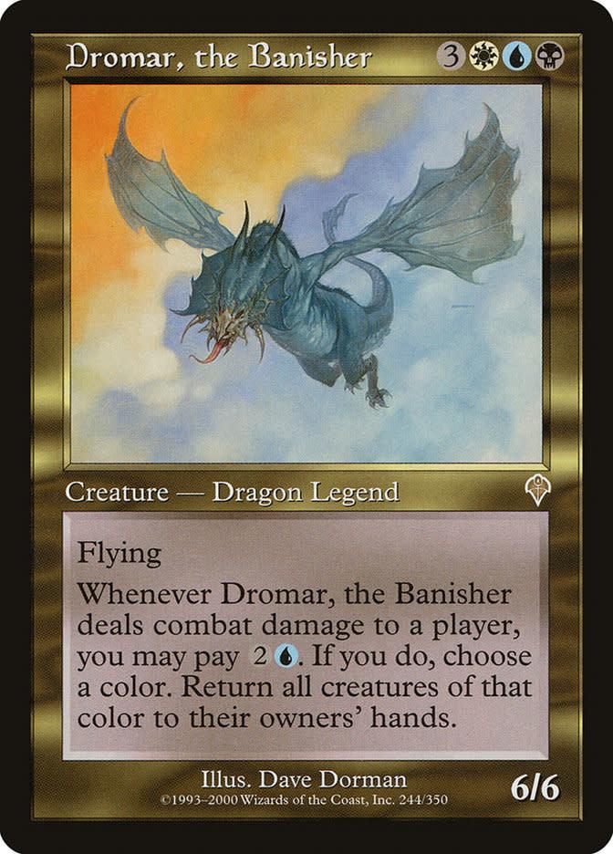 Dromar, the Banisher