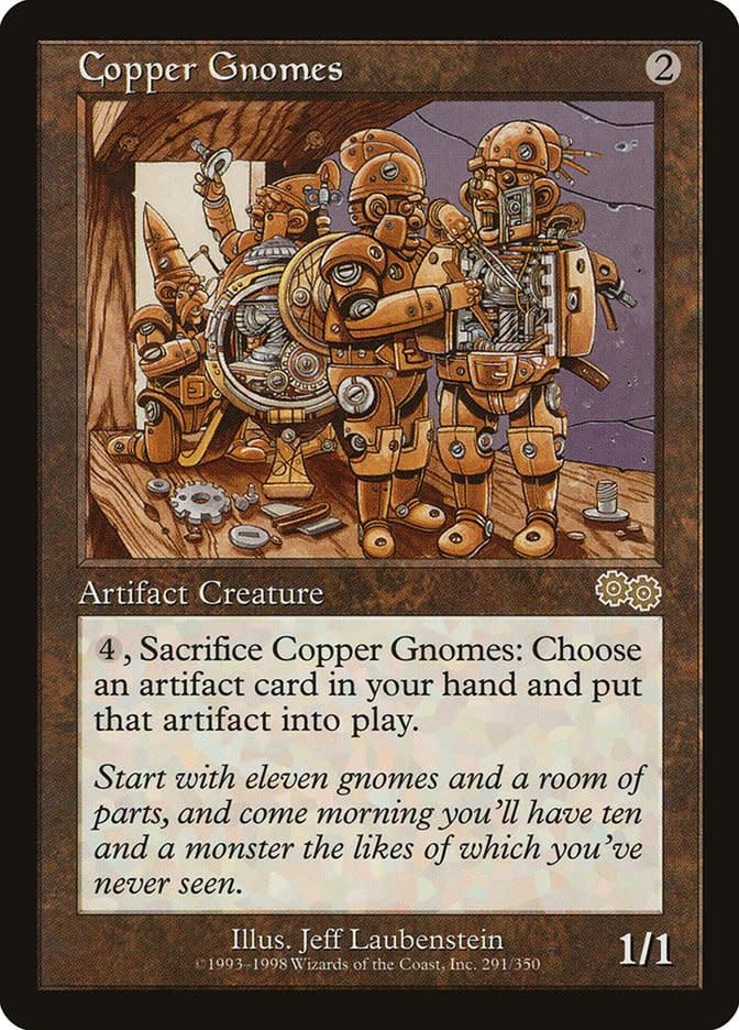 Copper Gnomes