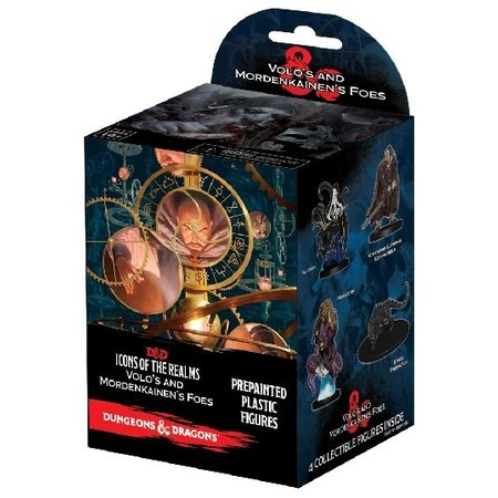 Icons of the Realms: Volo's and Mordenkainen's Foes - Booster Pack