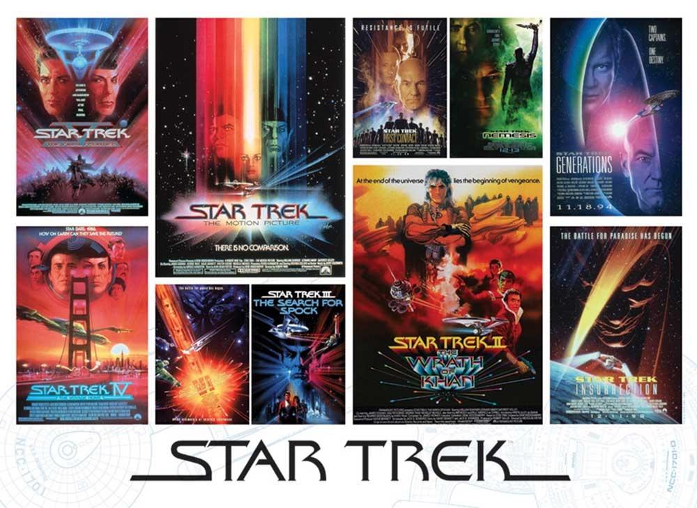 1000 - Star Trek Films