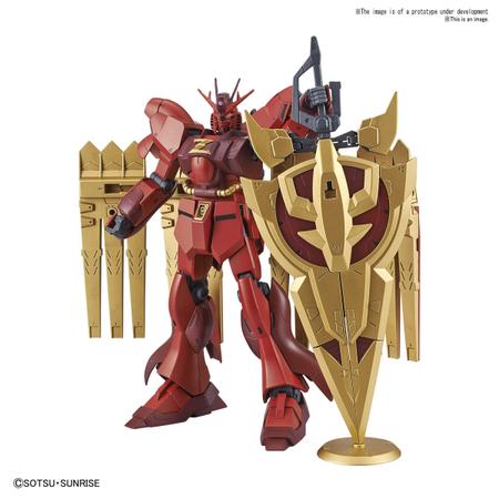 HGBD:R 1/144 v-Zeon Gundam