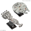 1/1000 Blockade Runner & 1/350 Millennium Falcon