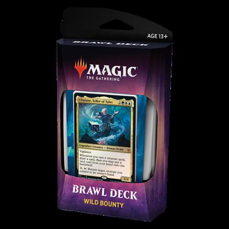 MTG Throne of Eldraine Brawl Deck: Wild Bounty